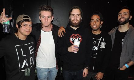 A Chat with For The Win at The Roxy