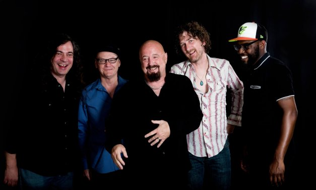 The Fabulous Thunderbirds, Honey River, and Diane & The Deductibles at The Canyon Club on February 23rd!