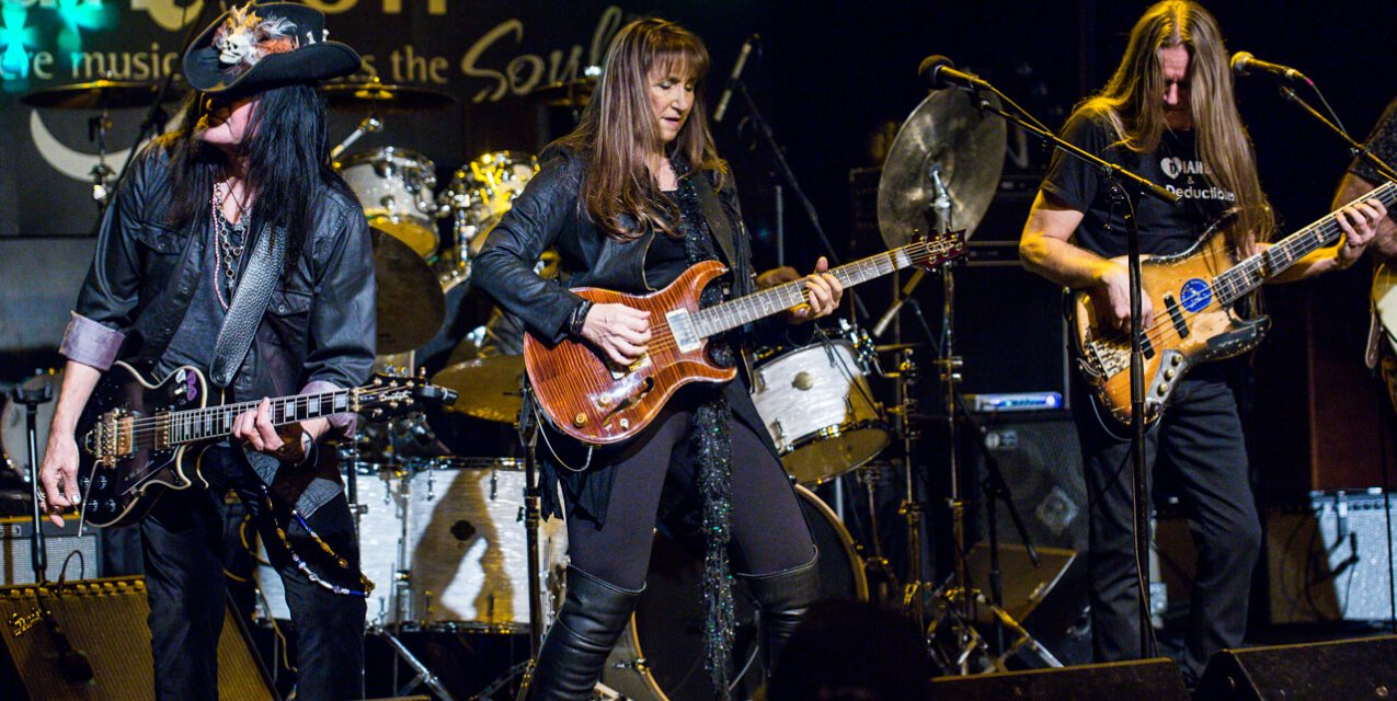 Diane & The Deductibles at The Canyon Club – Live Photos