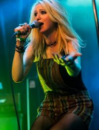 Fire Tiger at The Whisky – Live Photos