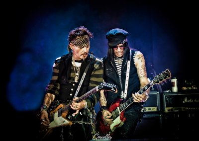 Hollywood Vampires, Fantasy Springs Resort Casino, Indio, CA., May 18, 2019