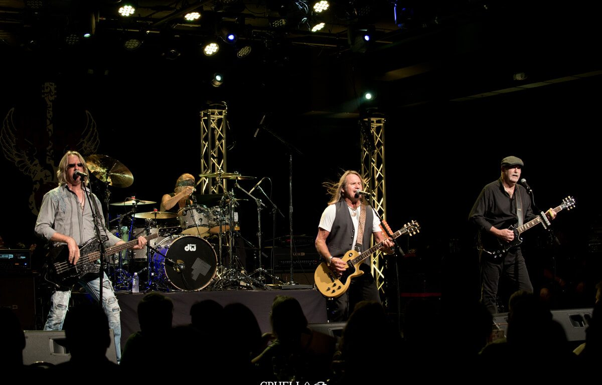 Foghat (May 25, 2017)