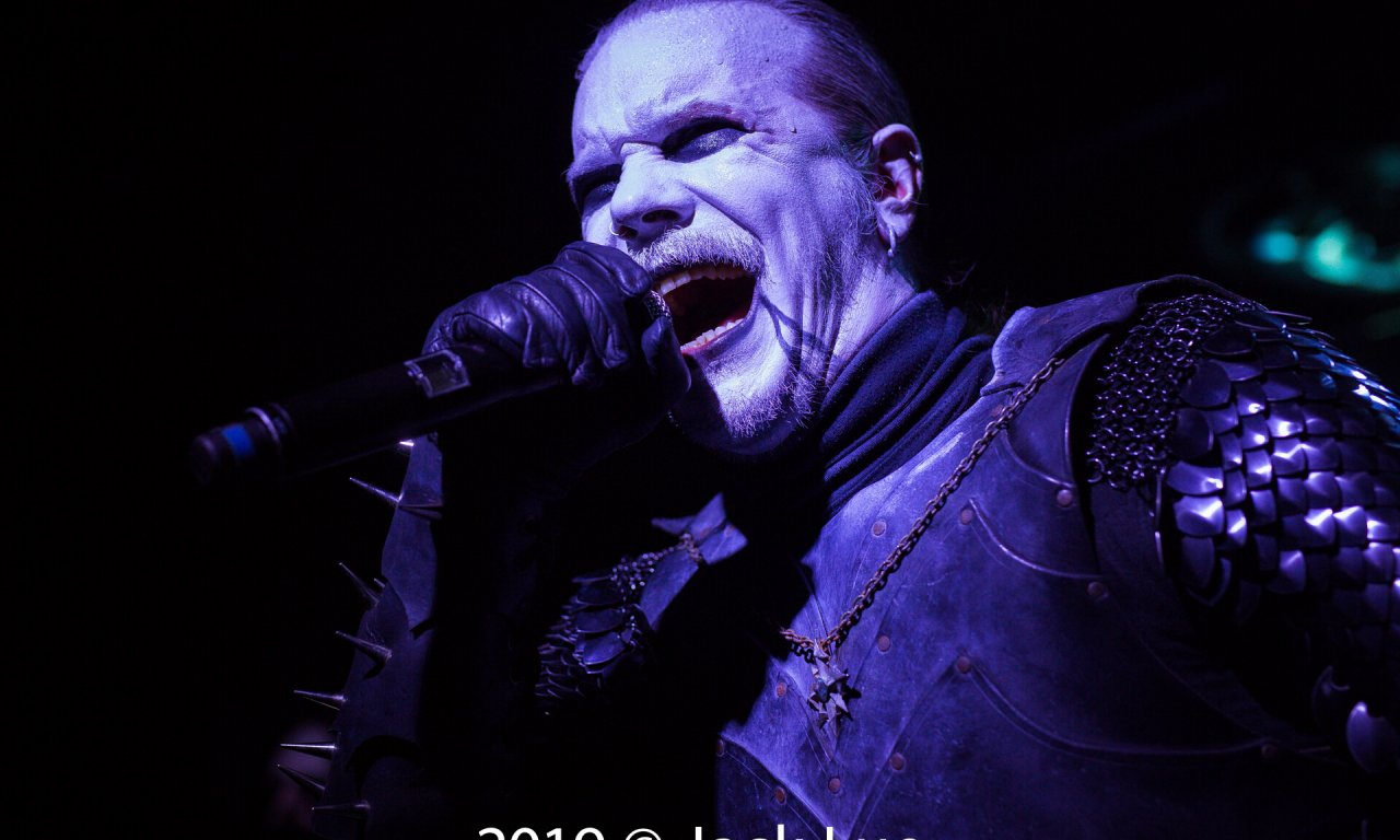Dark Funeral, 1720, Los Angeles, CA., June 15, 2019 – Photos by Jack Lue
