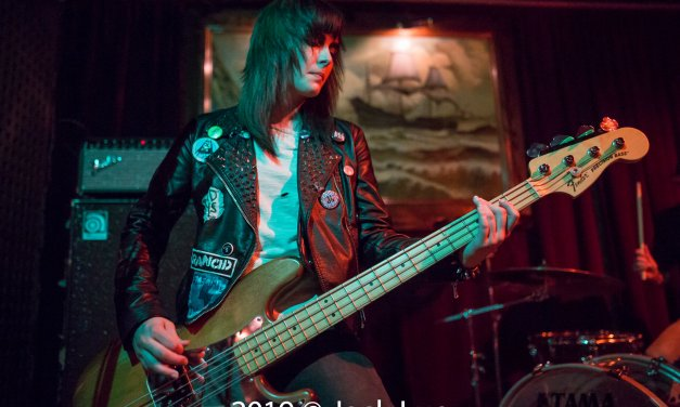 The Drained, May 28, 2019, The Redwood Bar, Los Angeles, CA , Photos by Jack Lue