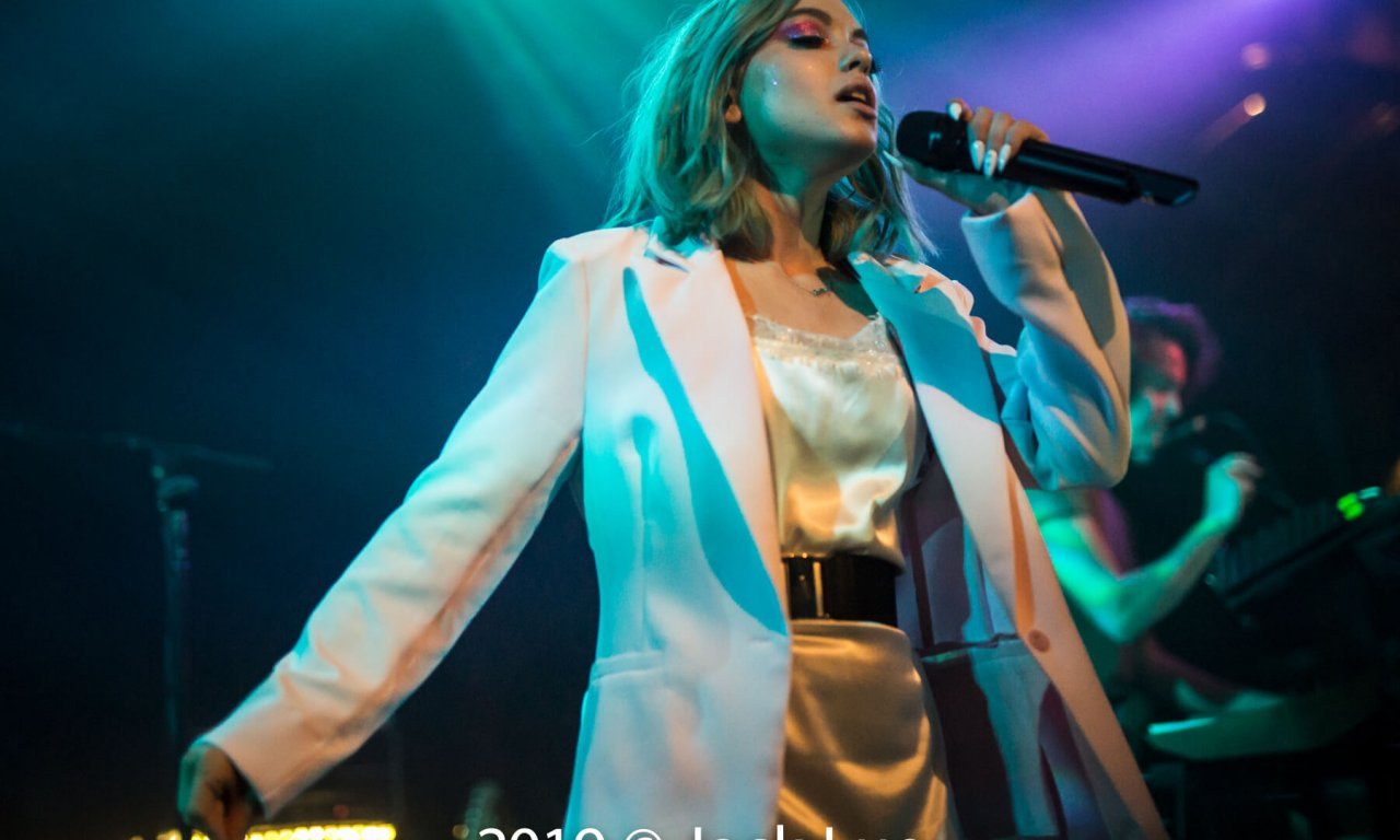 Hey Violet , May 30, 2019, Troubadour, West Hollywood, CA , Photos by Jack Lue
