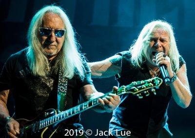 Uriah Heep, Toyota Arena, Ontario, CA 06-28-19 – Photos by Jack Lue