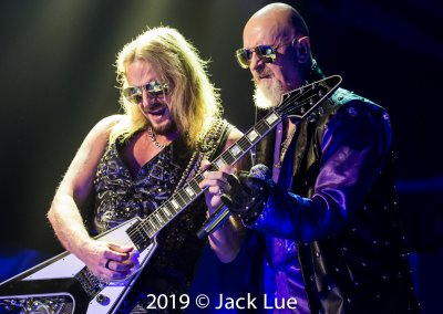 Judas Priest, Toyota Arena, Ontario, CA 06-28-19 – Photos by Jack Lue