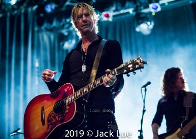 Duff McKagan, El Rey Theater, June 13, 2019 – Photos by Jack Lue