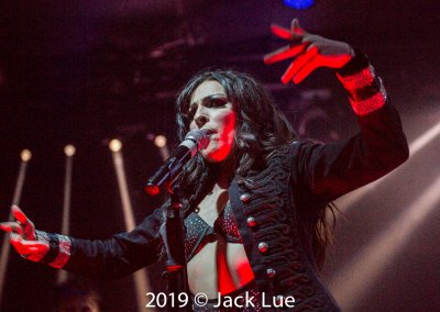 Rachel Lorin (April 3, 2019)