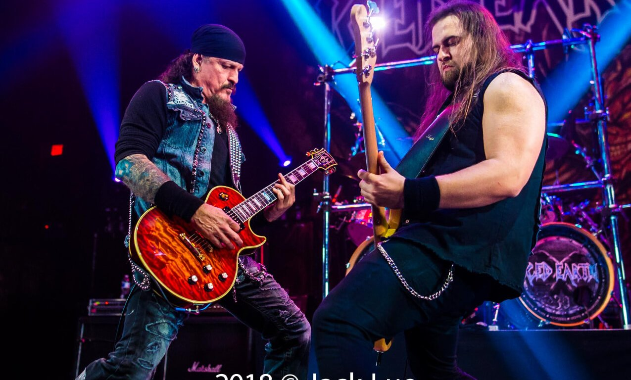 Iced Earth (March 8, 2018)