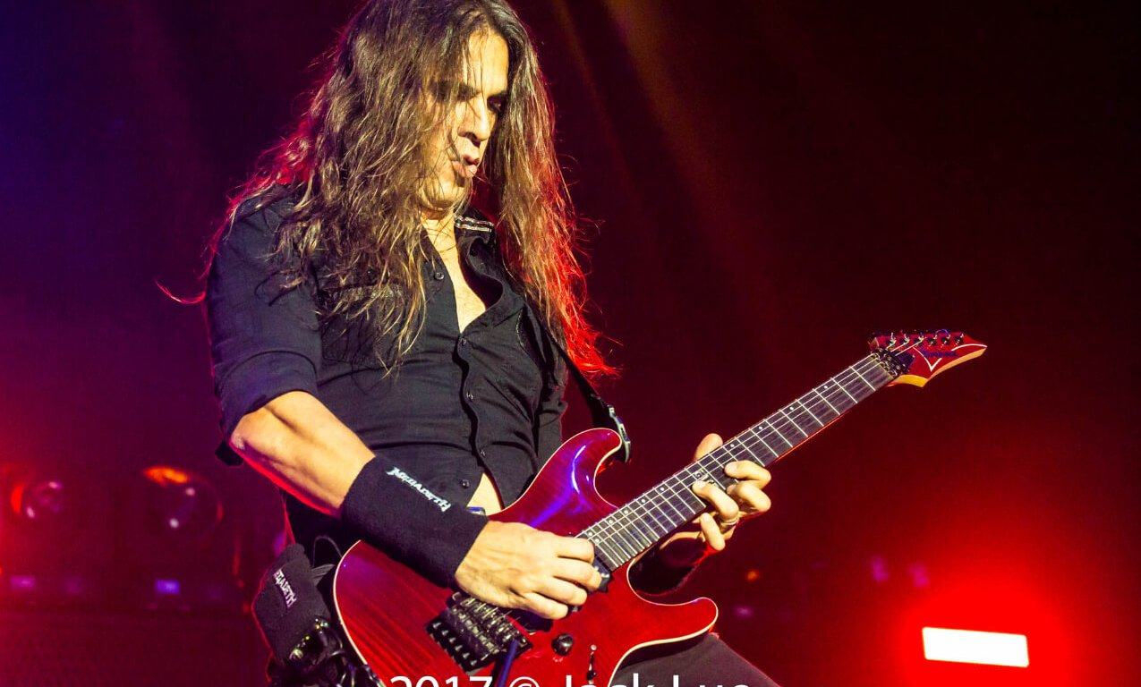 Megadeth (October 7, 2017)
