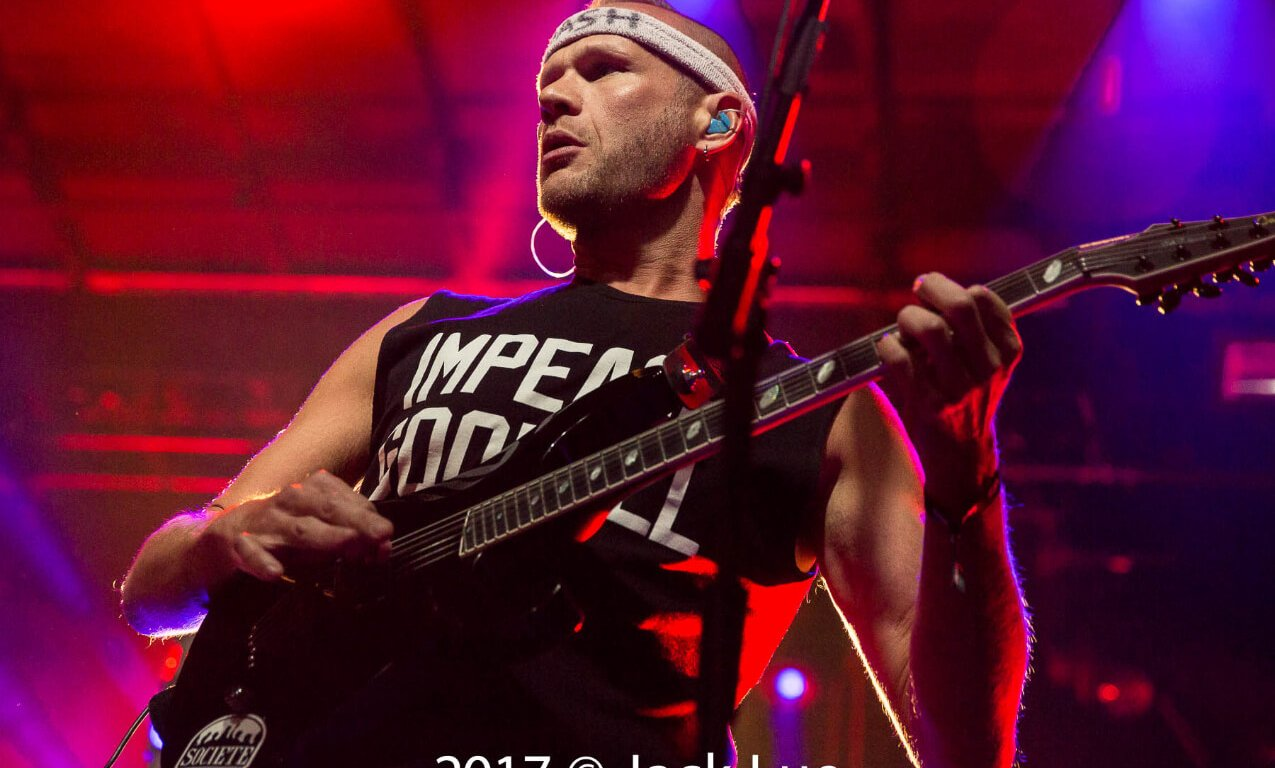 killswitch engage (April 21, 2017)