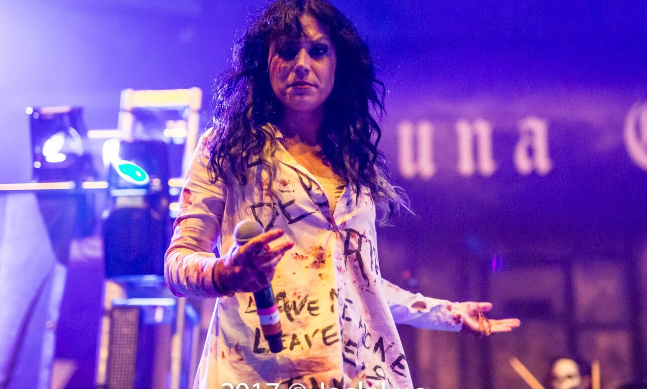 Lacuna Coil (September 15, 2017)