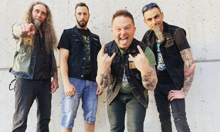 """ROCKIN' ENGINE • """"Midnight Road Rage"""" • Heavy Metal • Debut Album"""