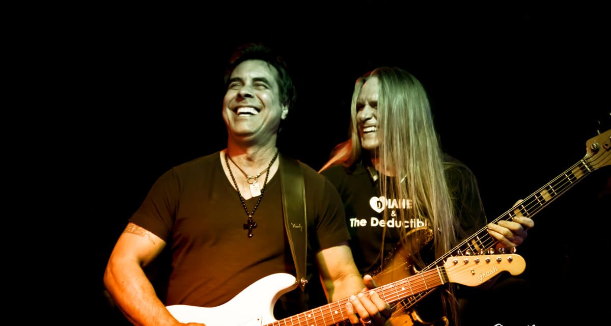 Diane & The Deductibles at Gallagher's Pub HB – Live Photos