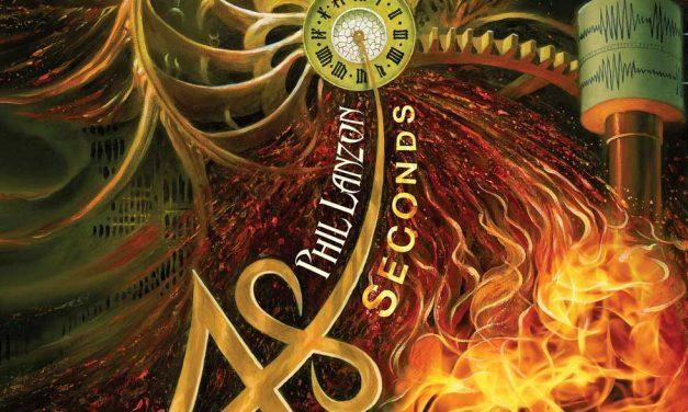PHIL LANZON (URIAH HEEP) Announce '48 Seconds' Album Release In August