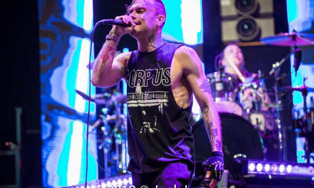 The Used at Rockstar Energy Disrupt Festival – Live Photos