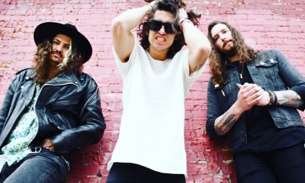 JACOB CADE LAUNCHES NEW ROCK N' PUNK BAND 'THE BRKN'