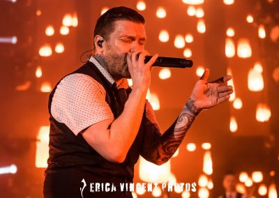 Shinedown, Five Point Amphitheatre, Irvine, Ca., July 21, 2019 – Photos by Erica Vincent