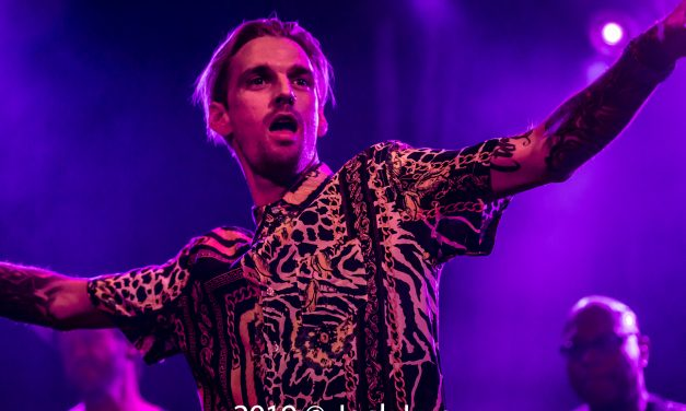 Aaron Carter, The Whisky, June 9, 2019 – Photos by Jack Lue