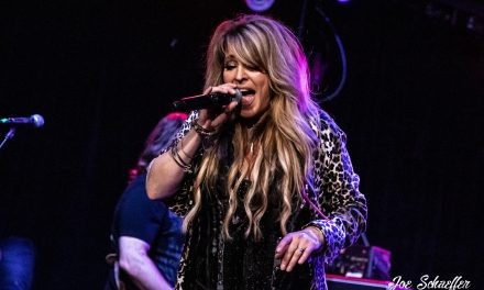 Janet Gardner at The Whisky – Live Review