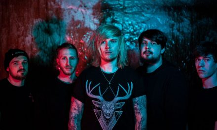 Scottish metal band BEARERS release video for new single 'Prey'