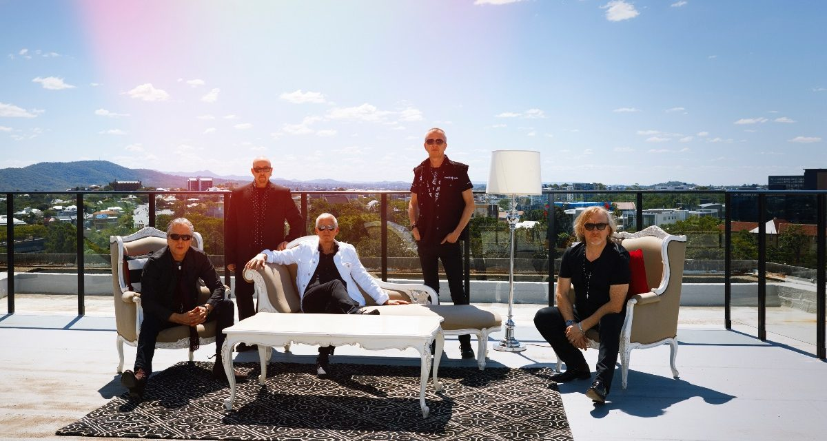 The band Thunder celebrate 30 years with Greatest Hits release