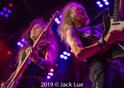 Iron Maiden, Banc Of California Stadium, Los Angeles, CA., September 14, 2019 – Photos by Jack Lue