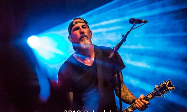 Sevendust, The Wiltern, Los Angeles, CA., September 1, 2019 – Photos by Jack Lue