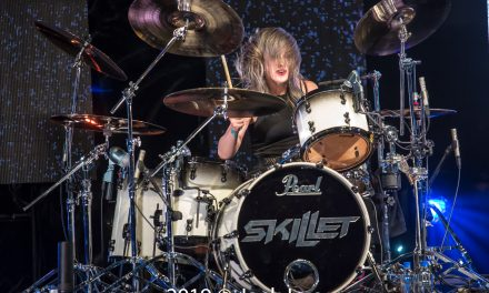 Skillet at The Wiltern – Live Photos