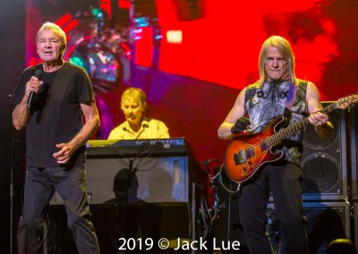 Deep Purple, The Wiltern, Los Angeles, CA., September 4, 2019 – Photos by Jack Lue