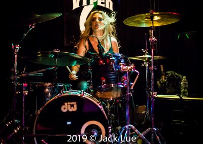 Paradise Kitty, The Viper Room, West Hollywood, CA., September 27, 2019 – Photos by Jack Lue