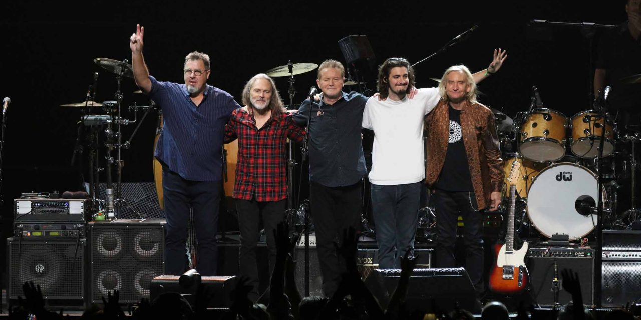 """Eagles To Perform """"Hotel California"""" Album In Its Entirety in 2020 Tour"""
