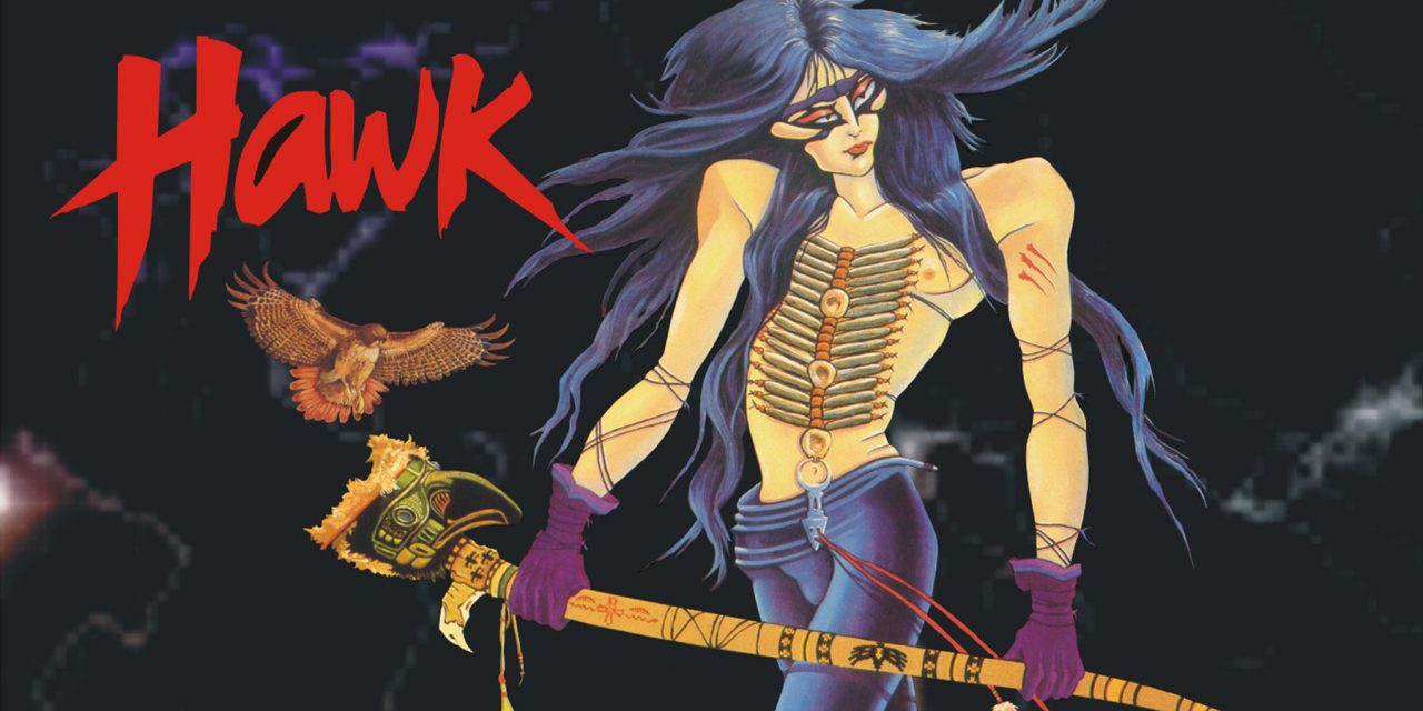 Sunset Strip 80s metal icons HAWK release self titled debut album on cd and digital format