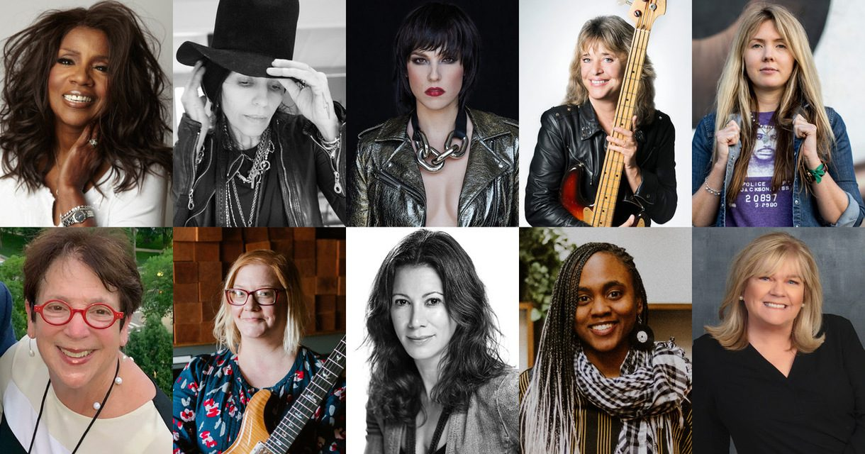 Gloria Gaynor, Linda Perry, Lzzy Hale, Suzi Quatro and More to be Honored at the 2020 She Rocks Awards