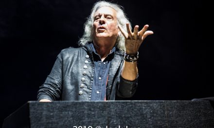 The Seismic Reveries:  An Interview with Phil Lanzon of Uriah Heep