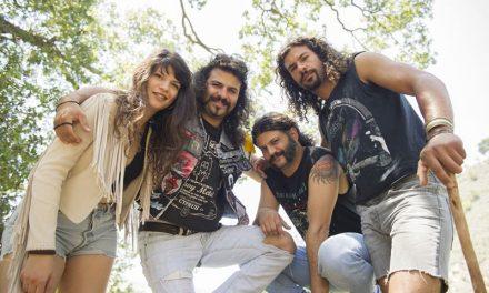 R.U.S.T.X Heavy Metal – A hard rocking family affair!