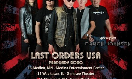 "UFO to Continue ""Last Orders"" Tour in 2020"