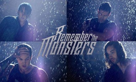 """REMEMBER THE MONSTERS have released their latest single titled """"Close Encounters."""""""