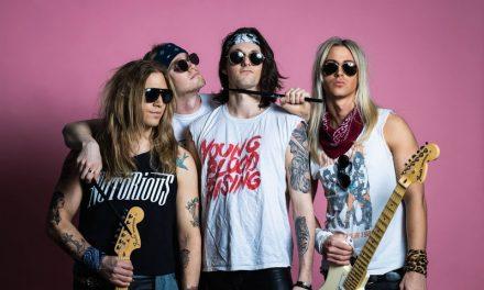 Norwegian Glam Metal Group NOTÖRIOUS Join Sliptrick Records