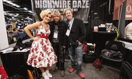 The NAMM Show 2020 Thursday Interviews with JESSE DAMON of SILENT RAGE, THE SWANSONS, and NIGHTMARER