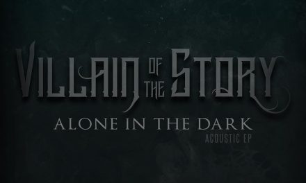 Alone In The Dark – Acoustic EP by Villain Of The Story (VOTS)