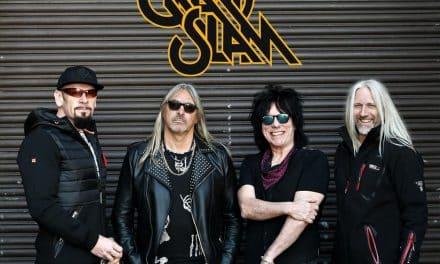 Legendary Rockers Grand Slam Joins  Music Gallery International Roster!
