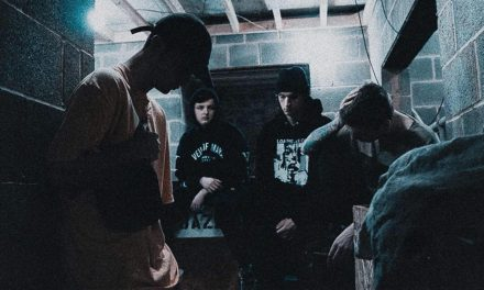 Metalcore quartet CREAK release video for new single 'Eyes Without A Face'