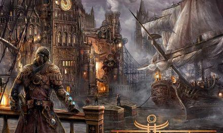 Age Of Steam by Terra Atlantica (Pride & Joy Music)