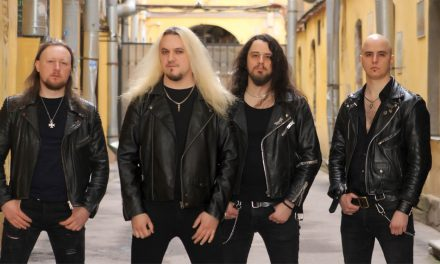 Blazing Rust: Raging Traditional Heavy Metal from Russia