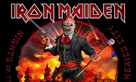 Iron Maiden Live Album 'Nights Of The Living Dead, Legacy Of The Beast: Live In Mexico City' Coming November 20th