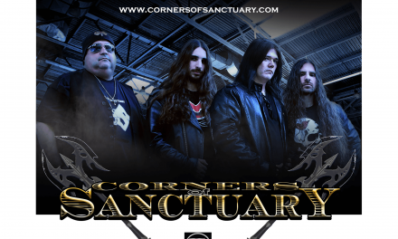 The Heroic Heavy Metal from Corners of Sanctuary