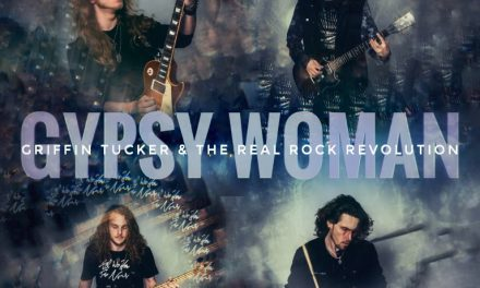 Gypsy Woman by Griffin Tucker & The Real Rock Revolution (GKT Music LLC)