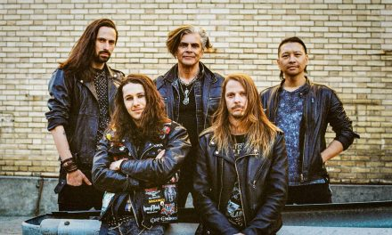 KING ZEBRA Release New Single 'Wall Of Confusion' (Featuring Guernica Mancini)